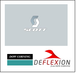 DEFLEXION protective textile material featured in Scott Flex