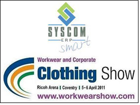 Launch of SyscomERP at Workwear Show