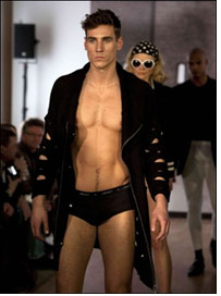 Jockey's first ever fashion show