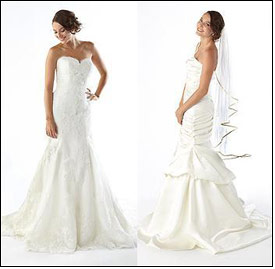 Kirstie Kelly Signature Wedding Dresses exclusively at Costco