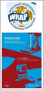 WRAP @ TexProcess with 'Creating a Sustainable Supply Chain'