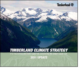 Timberland achieves industry-leading emissions reduction