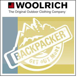 Enjoy outdoors with Woolrich