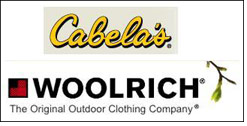 Cabela's honors Woolrich with Supply Chain Vendor of the Year