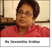 Ms Devsmitha Sridhar