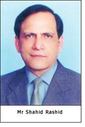 Mr Shahid Rashid