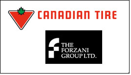 Canadian Tire Corp moves to buy The Forzani Group
