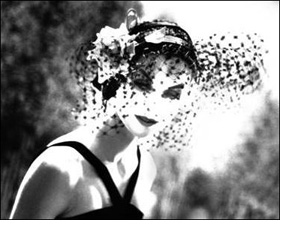 Key works by Lillian Bassman at Donna Karan store