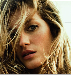 Gisele Bündchen is the face of Hope lingerie line