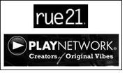 PlayNetwork MC550 to enhance rue21 inc retail experience
