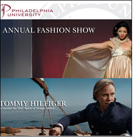 Tommy Hilfiger will be honored at PHILAU Fashion Show