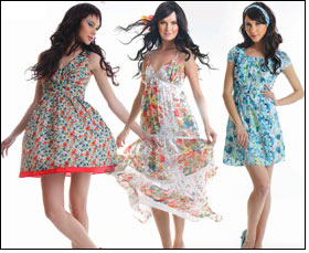 Woman to gear up for sunny season of style with Allen Solly