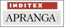 Apranga extends successful collaboration with Inditex