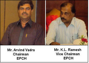 EPCH elects new Chairman and Vice Chairman