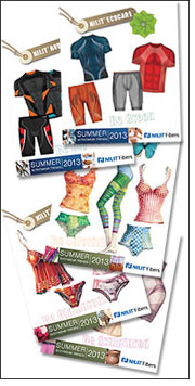 NILIT's BodyFashion & Activewear trends for S/S 2013