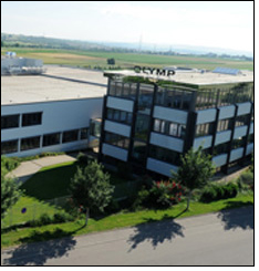 Huge investment expanding logistics centre of OLYMP