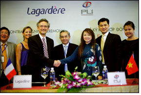 Phuoc Long & Lagardère sign deal for Elle brand