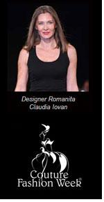 Romanita Claudia Iovan set to mark 20th anniversary at CFW