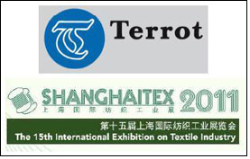 Terrot GmbH to exhibit at ShanghaiTEX 2011