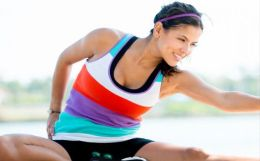 Fitness fever puts spotlight on activewear