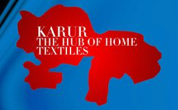 Karur-The hub of home textiles