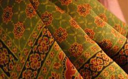 The Ageless Art of Ajrakh Printing