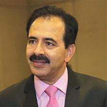 Dr Surinder Tandon
