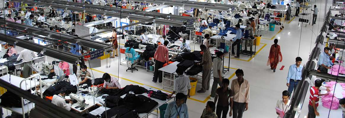 How to stop waste in a garment factory?