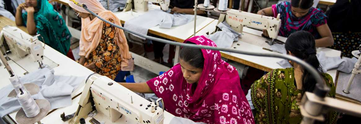 Problems faced by Tirupur garment industry