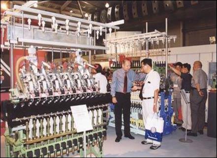 textile machine manufacturers