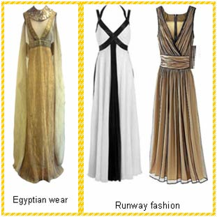 Fashion trend in egypt influence of egypt attire in the modern