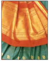 Assortment of Popular Indian Silk Sarees