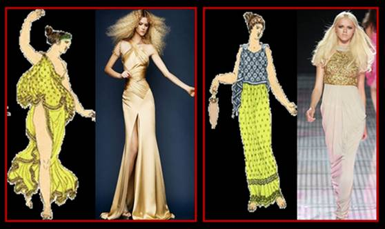 Ancient romans clothes images Rome fashion designers