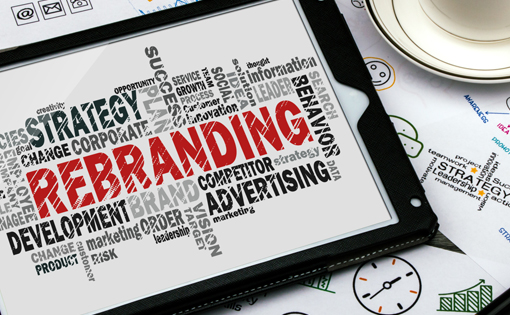 Looking beyond the Logos - Rebranding