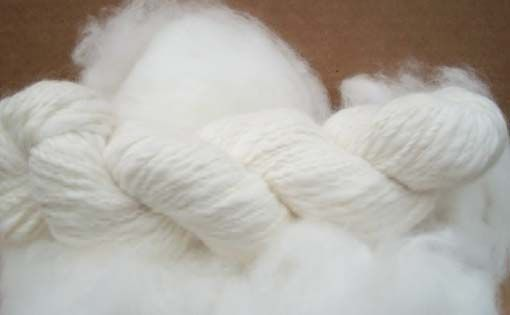 Angora Rabbit Hair Fibres: Production, Properties and Product Development