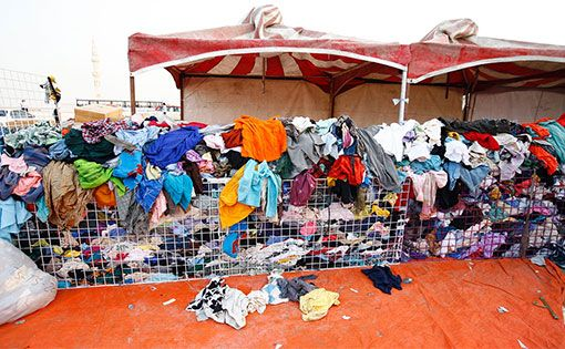Textile recycling: A step towards sustainability