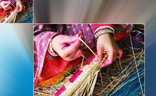 Sikki natural fibre handicrafts - marketing challenges & opportunities