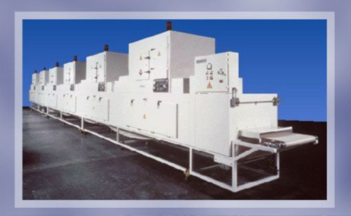 Radio Frequency (RF) Dryer in Textile Industries