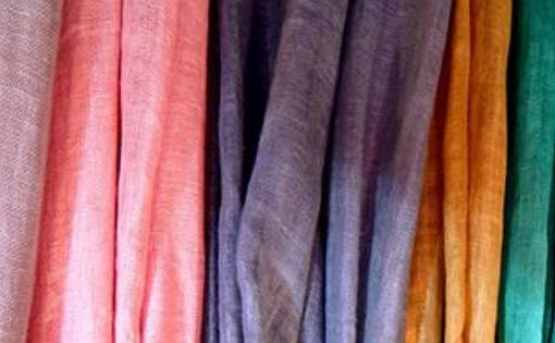 Improving the colour fastness of the selected natural dyes on cotton Part-I