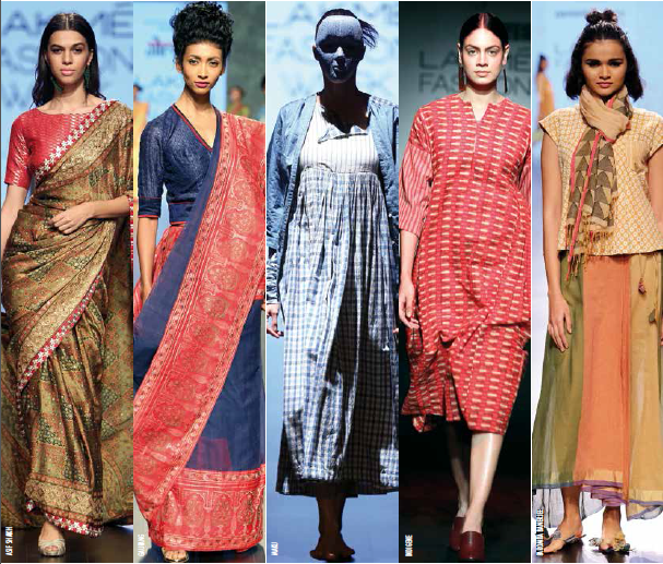 Haute Designers, Master Weavers