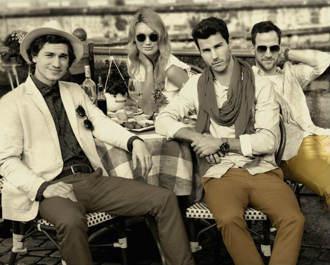 Scullers | Cuban Chinos