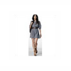 Silk dress by United Colors of Benetton
