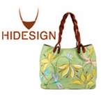 Limited Edition hand-painted collection from Hidesign