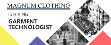 Magnum Clothing is Hiring