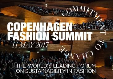 Copenhagen Fashion Summit 2017