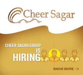 Cheer Sagar Group is Hiring