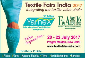 Textile Fairs India- F & A