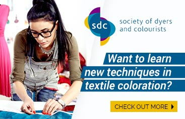Learn new techniques in textile coloration