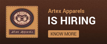 Artex is hiring