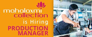 Mahalaxmi Collection is hiring